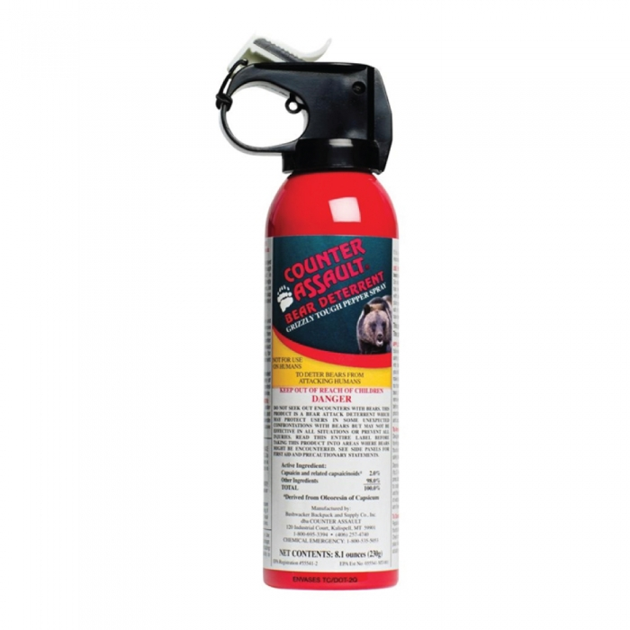 Counter Assault 8.1 oz. Bear Spray