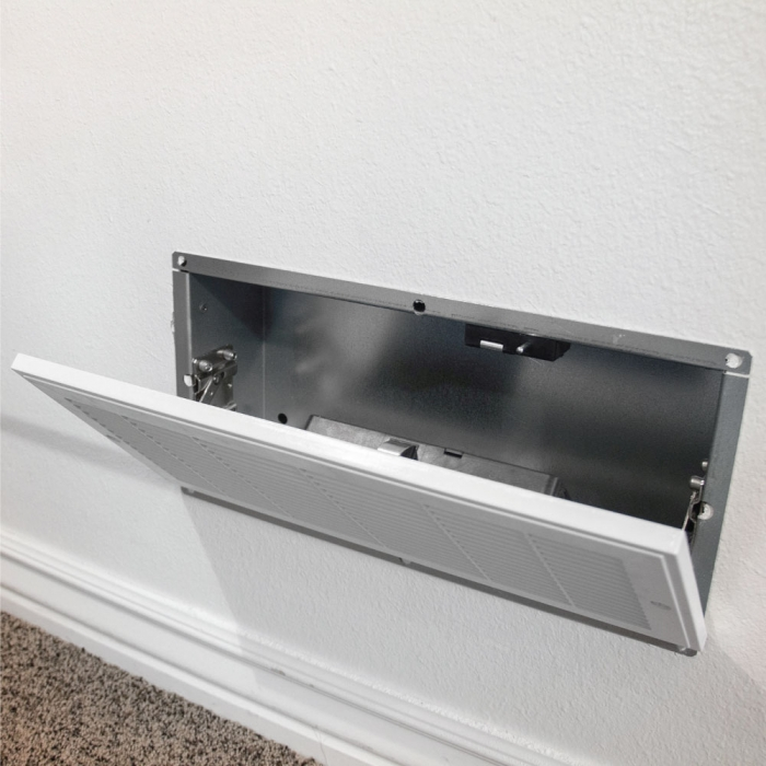 Quick Vent Safe with RFID