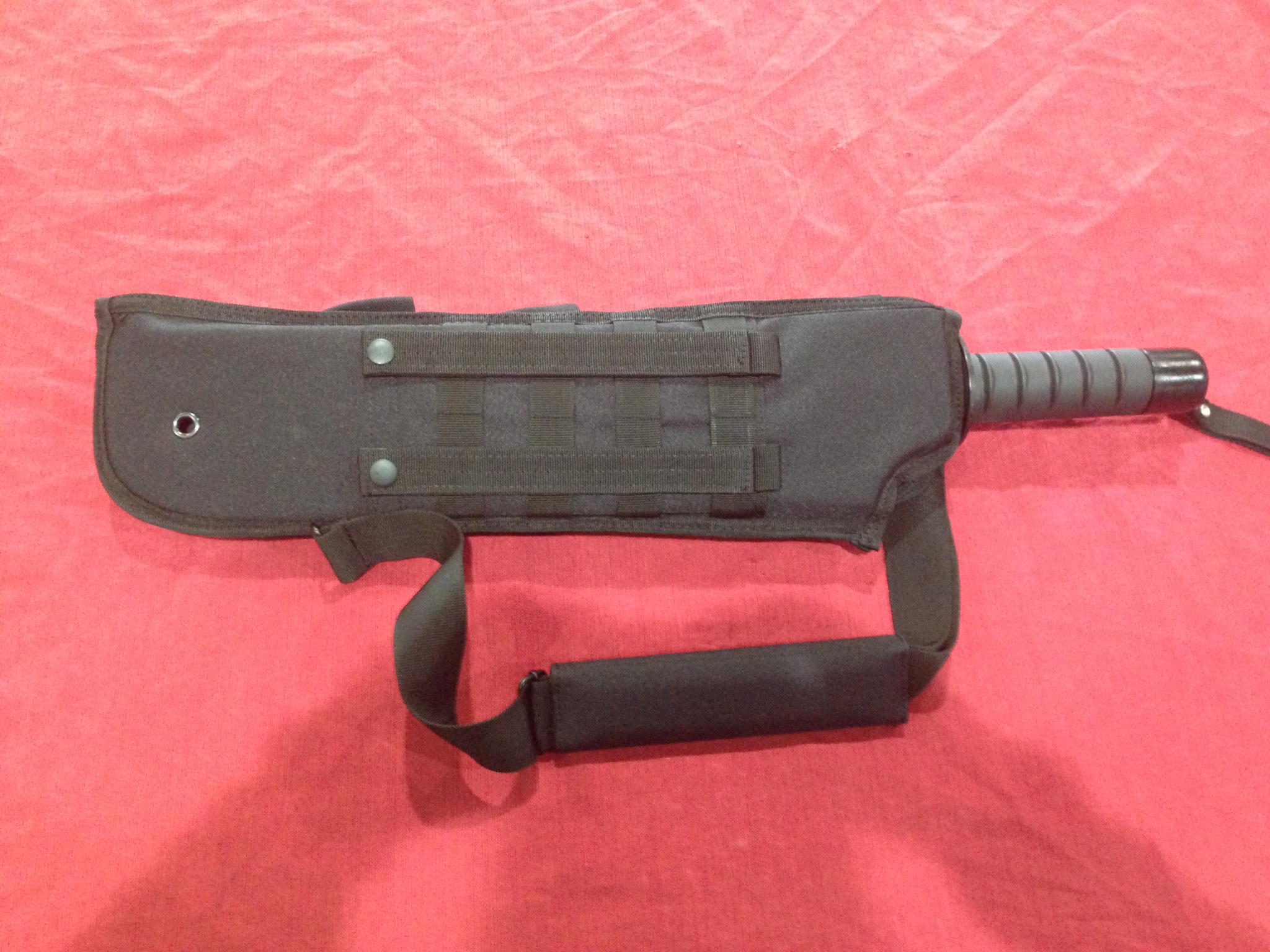 THE O-MEGA STUN BATON STUN GUN SHEATH