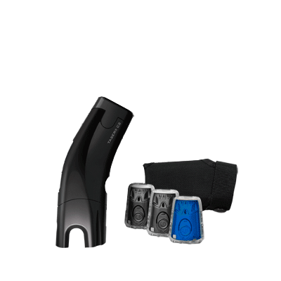TASER C2 (BLACK) GOLD PACKAGE