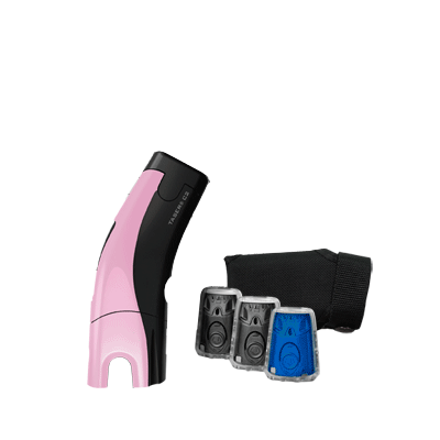 TASER C2 (PINK) GOLD PACKAGE